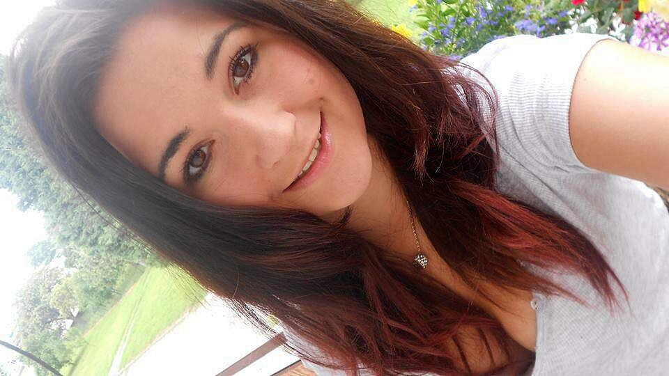 č. 13. Kateřina Havalová , 16 let, studentka, Uherské Hradiště
