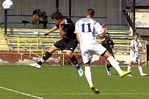 Rezerva 1.HFK Olomouc proti Zlatým Horám