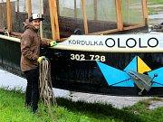 Šimon Pelikán - provozovatel olomoucké výletní lodě