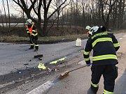 Tragická nehoda v olomoucké části Holice