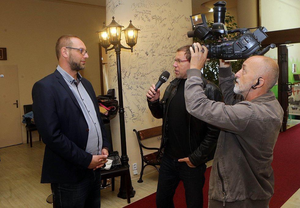 Kabelkový veletrh 2017 v olomouckém kině Metropol