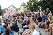 Hanácké Woodstock ve Velké Bystřici