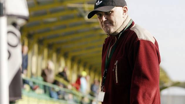 Vlastimil Palička, trenér HFK Olomouc