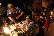Stovky návštěvníků přivítalo v neděli odpoledne litovelské muzeum, kde se konala tradiční přehlídka lidových řemesel.