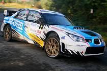 Tomaštík Jaromír – Baran Róbert (Subaru Impreza S12 WRC '06. Rally Jeseníky 2015
