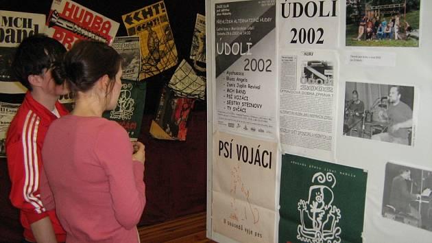 Jazzklub v Hlubočkách - Mariánském údolí a rok 1984.