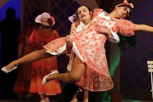 Opereta Hledám děvče na boogie woogie v Moravském divadle Olomouc