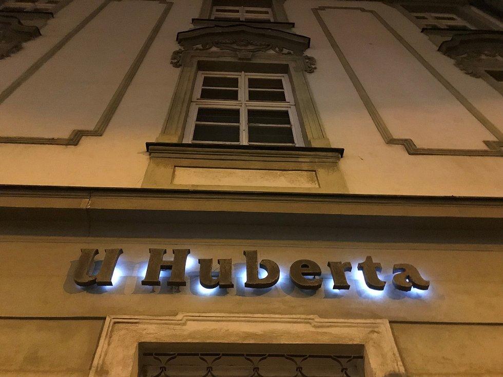 Restaurace U Huberta v centru Olomouce skončila