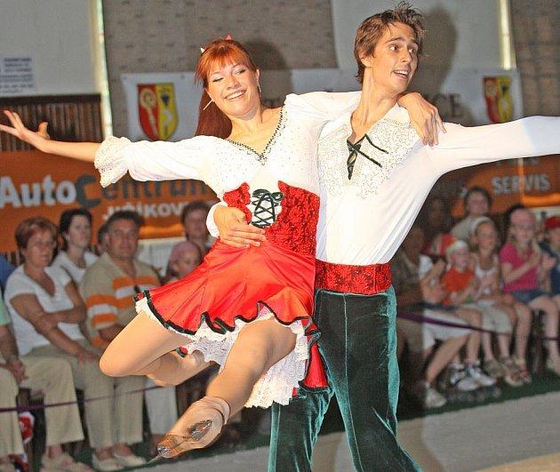 Kamila Hájková a David Vincour