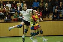 České juniorky v bílém proti Rumunsku