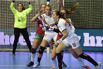 ČR-Portugalsko - Úvodní utkání kvalifikace na ME 2020 házenkářek