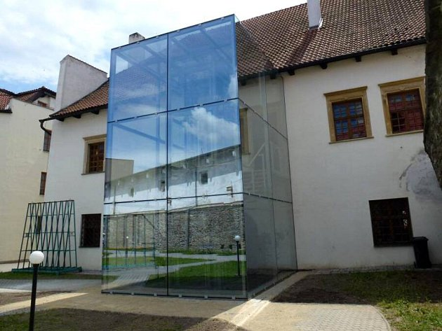 Litovelská knihovna má nový výtah