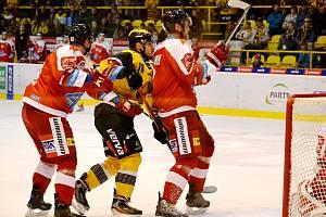 HC Verva Litvínov proti HC Olomouc