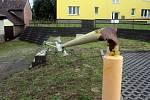 Bohuslavice. Následky bouřky 1.7.2019