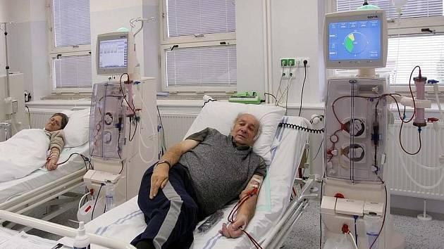 Nemocnice ve Šternberku. Ilustrační foto
