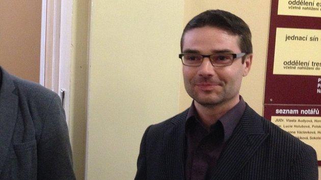 Ředitel ZŠ Tršice Jaromír Vachutka