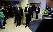 Slavnostní otevření nové policejní recepce v Sokolské.