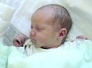 Viktor Martínek, Olomouc, narozen 18. května v Olomouci, míra 50 cm, váha 3000 g