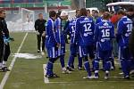 Prvoligová Sigma Olomouc se v rámci prvního utkání zimní přípravy střetla s druholigovým Hlučínem.