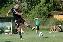 1. HFK Olomouc u míče