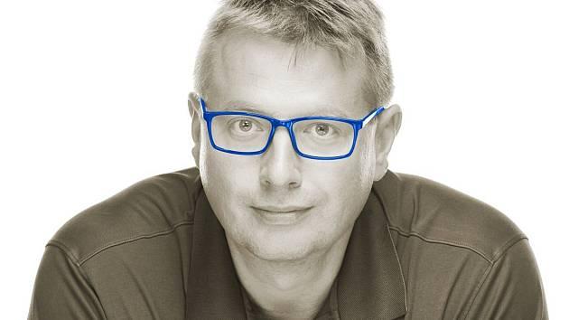 Martin Major, lídr ODS pro komunální volby v Olomouci