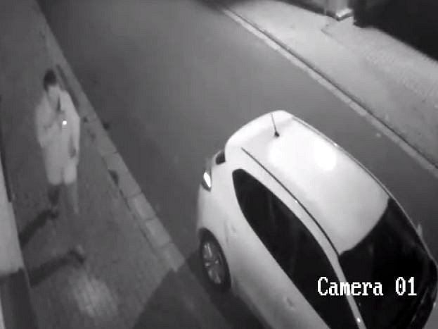 Vykradení auta v Majetíně