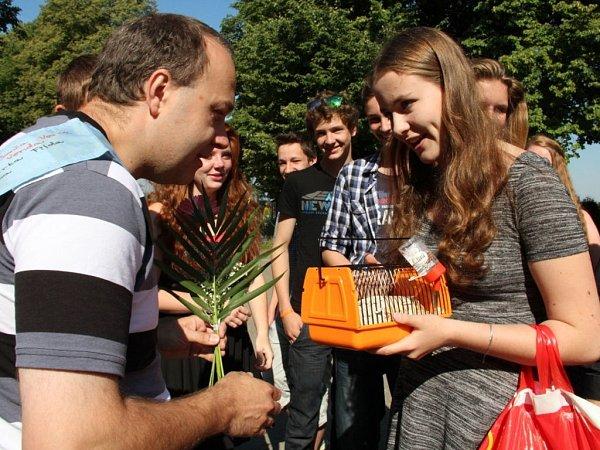 Slavnostní ukončení školního roku na Základní škole Aloise Štěpánka vDolanech