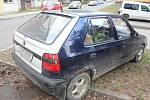 Řidič této felice pod vlivem drog ujížděl v Olomouci 17. března 2021 policejním hlídkám.