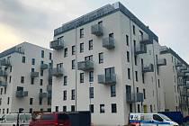 U Wolkerovy ulice v Olomouci bylo dokončeno nebo se staví několik projektů Začátek března 2020