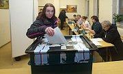 Prezidentské volby 2018 v Olomouci a v Luké