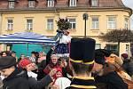 Masopust ve Šternberku. (22.2.2020)