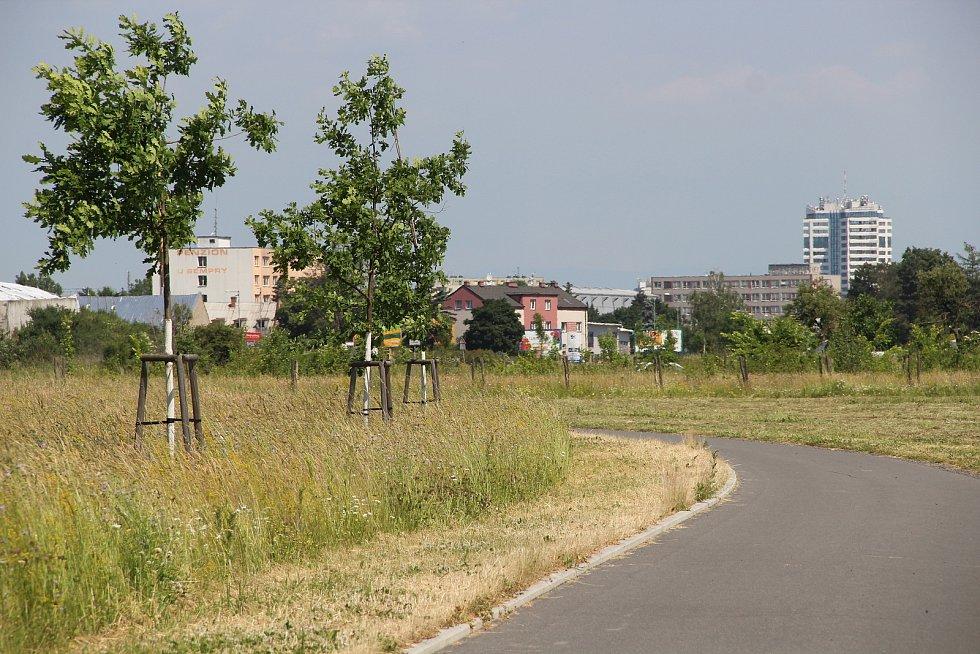 Nový úsek cyklostezky se začne stavět letos na podzim.