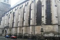 Kostel sv. Mořice.