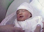 Sofie Gärtnerová, Majetín, narozena 25. října v Olomouci, váha 2980 g
