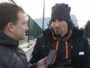 Aleš Škerle v rozhovoru se sportovním redaktorem Deníku Michalem Kvasnicou