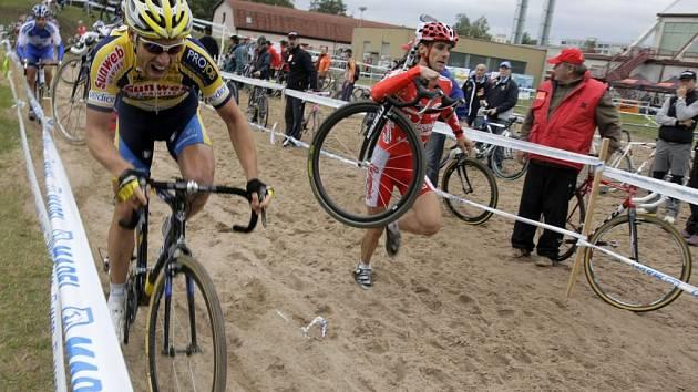 Cyklokrosový Grand Prix  v Olomouci
