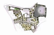 Jeden z návrhů na řešení prostoru po bývalé likérce v Dolanech