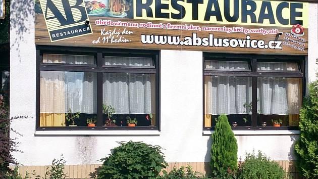 AB restaurace  Slušovice