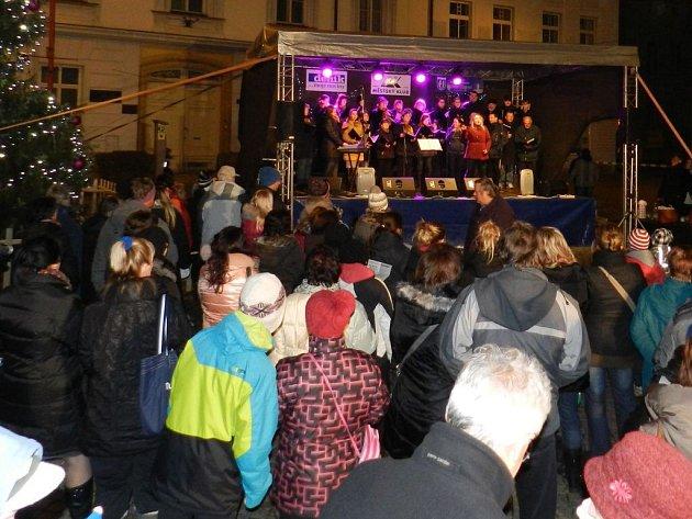 Česko zpívá koledy v Litovli