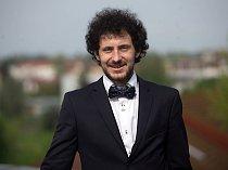 Nový ředitel Moravského divadla Olomouc David Gerneš.