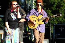 Rising Spirits. Festival Reggae v parku ve Smetanových sadech v Olomouci