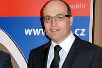 Velvyslanec ČR v Rakousku Jan Sechter. Ilustrační foto