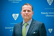 Martin Procházka, nový rektor UP Olomouc