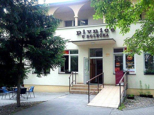 8. Pivnice UDolečka, Uherské Hradiště