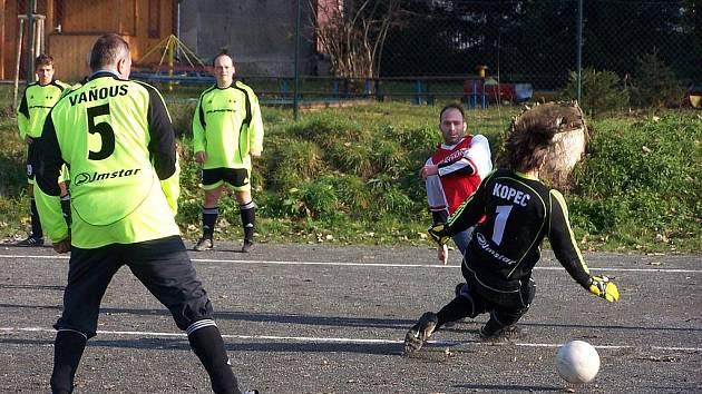 Futsalisté bojují o body