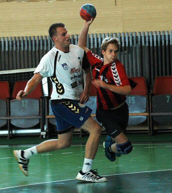 Házenkářské derby - STM Olomouc vs. Tatran Litovel