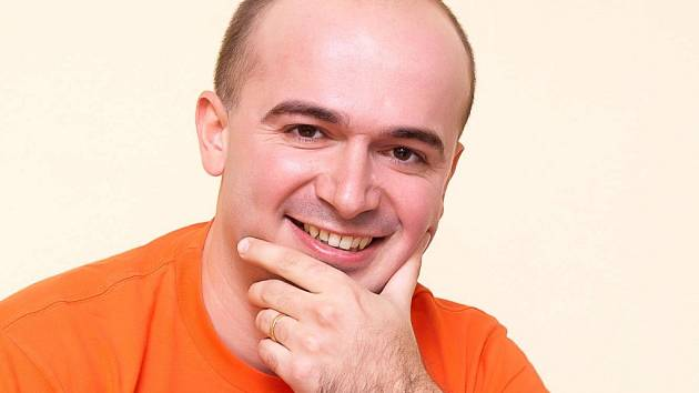 Milan Šoc, specialista na tvorbu webových stránek ze společnosti eStránky.cz