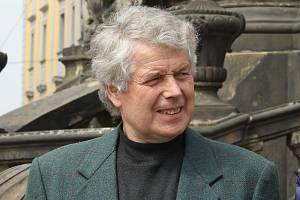 Český Šermíř století Jaroslav Jurka, dvojnásobný účastník OH (1976 a 1980) a vicemistr světa 1985.