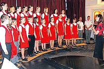 Část sboru Music BoDo