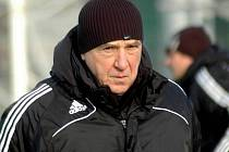 Trenér Sigmy Petr Uličný